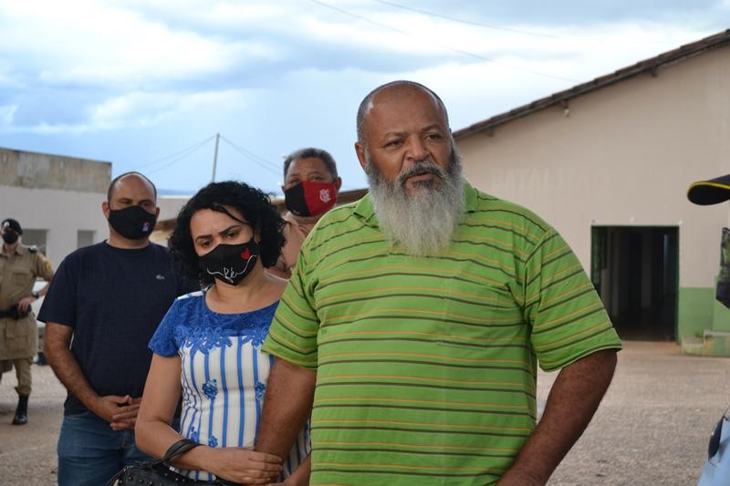 Ex-Cabo da PM deve ser solto até ás 14h dessa quinta-feira após decisão do TJTO — Foto: Alessandro Ferreira/Agência Tocantins