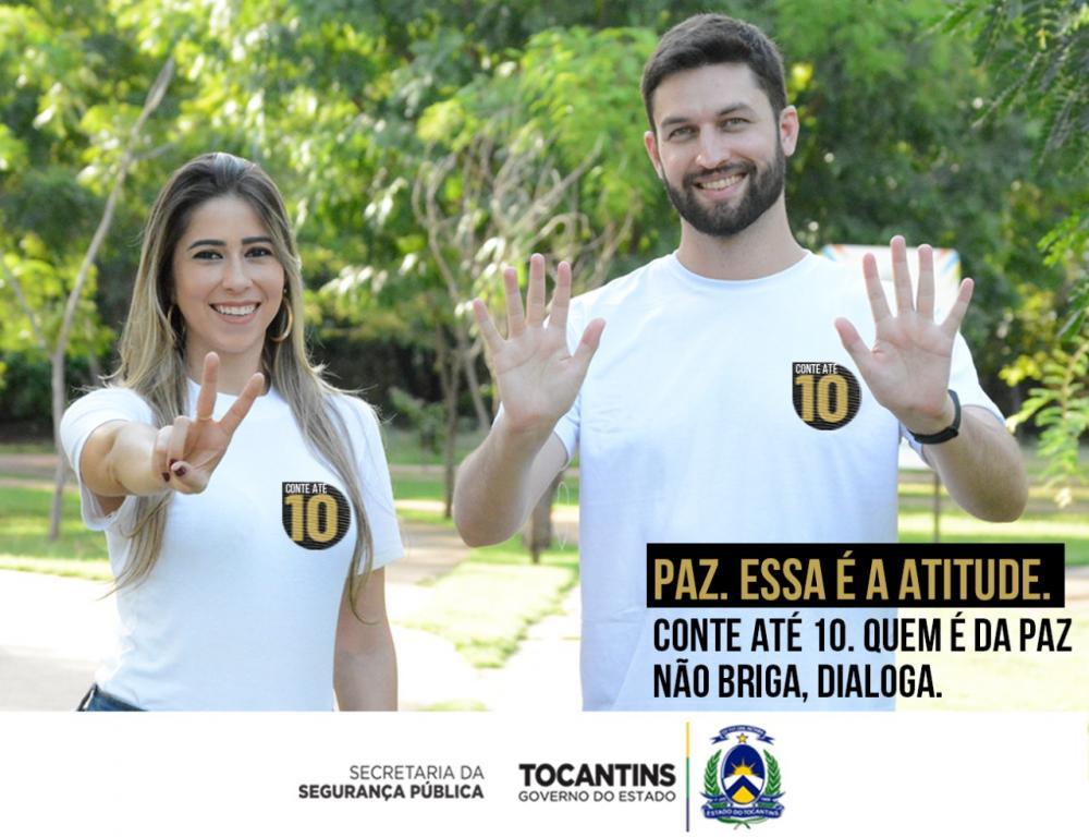 Segurança Pública lança em suas redes sociais campanha sobre a Cultura da Paz